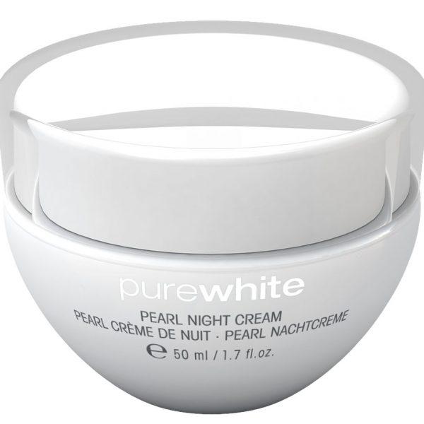 Kem dưỡng trắng ban đêm PUREWHITE PEARL NIGHT CREAM