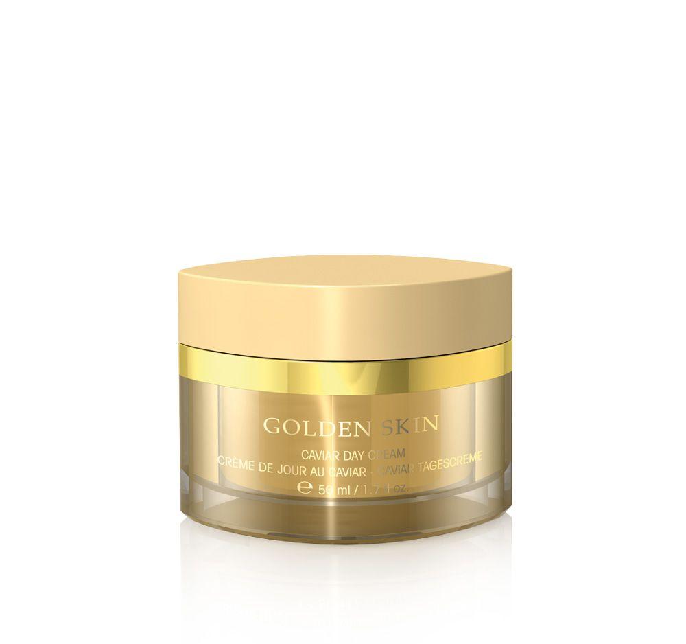 kem chống lão hoá trứng cá caviar & vàng ban ngày GOLDEN SKIN CAVIAR DAY CREAM